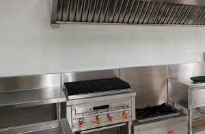 Campanas Cocina Industrial Córdoba - Airpriego
